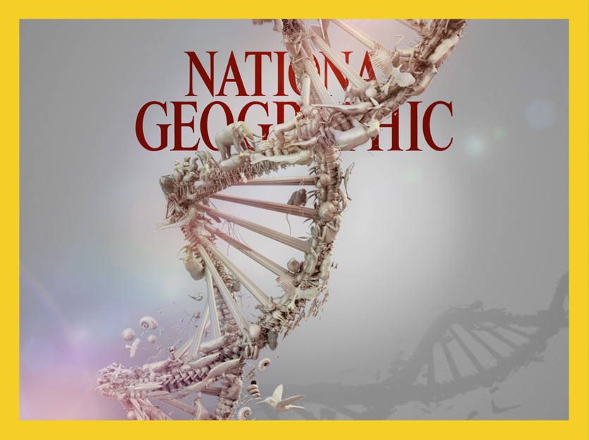 NATIONAL GEOGRAPHIC / AUGUST 2016 COVER