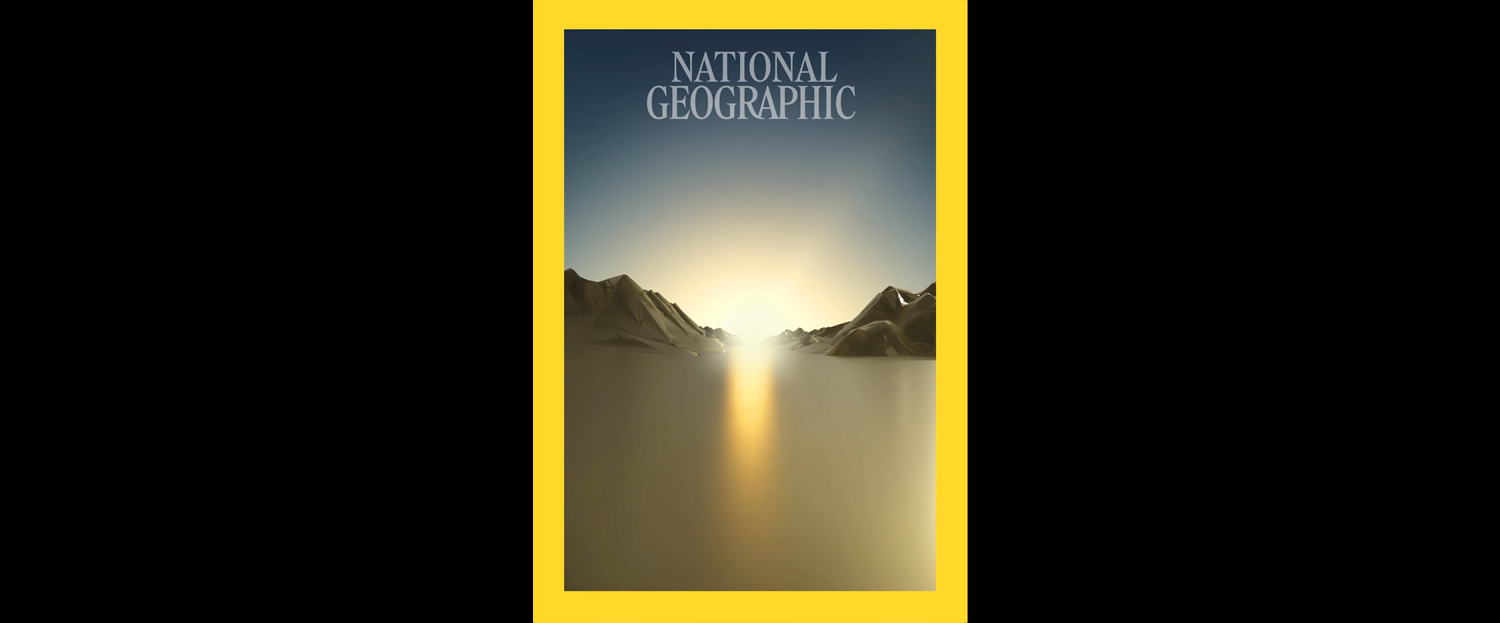 National Geographic / Electric Future Cover